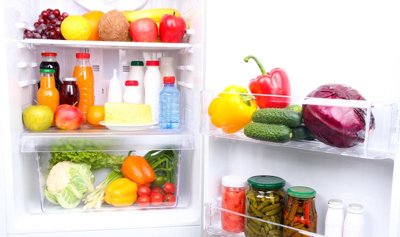 food-and-fridge